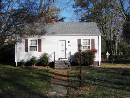 6402 Fitzhugh Avenue Henrico, Virginia