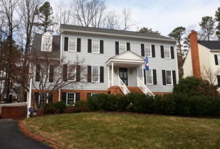 8406 Ballantrae Court Henrico, Virginia