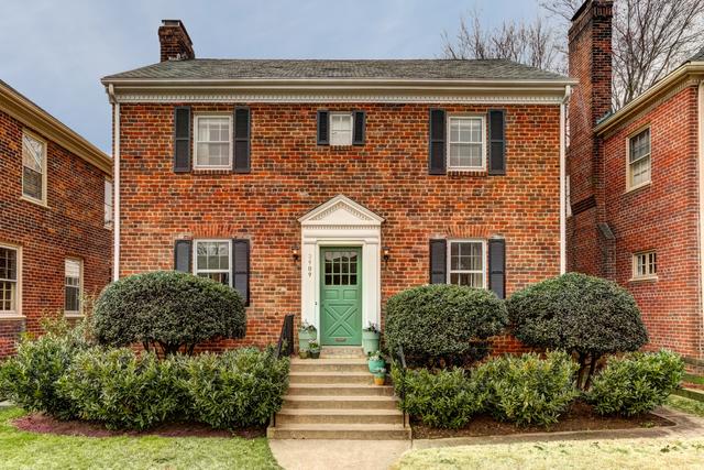 3909 W. Franklin Street Richmond, Virginia