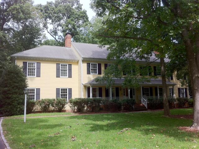 106 Cyril Lane  VA Henrico, Virginia