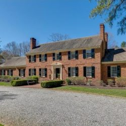 16 W. Lower Tuckahoe Road Goochland, Virginia 23238-