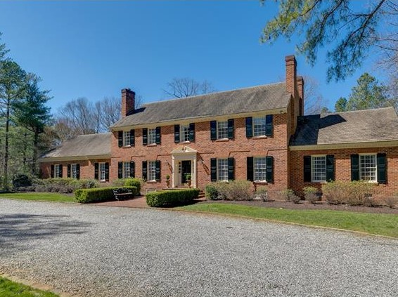 16 W. Lower Tuckahoe Road Goochland, Virginia